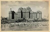 Postcard Traymore Hotel Atlantic City New Jersey