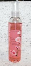 Bath & Body Works Pleasures Cherry Blossom Body Splash 8 fl oz / 236 ml 90% Full