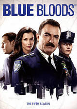 Blue Bloods: The Fifth Season (DVD, 2015, 6-Disc Set) NEW Sealed