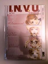 I.N.V.U. Volume 01 di 04  di Kim Kang Won -Sconto 50%- Ed. Flashbook