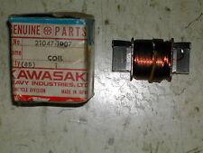 KAWASAKI NOS LIGHTING COIL FOR G4TR, KE125, KE100, KH100, KS125, KM100, KV100