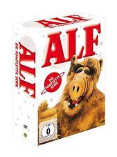 ALF DIE KOMPLETTE SERIE STAFFEL 1 2 3 4 DVD BOX DEUTSCH