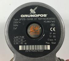 Grundfos Umwälzpumpe Type UPS15-35/50  S1 130 P/N: 59506550