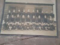 VTG 1920 FOOTBALL TEAM PHOTO