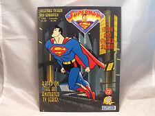 SUPERMAN ALBUM AUTOCOLLANT fabriqué en 1996 par SKYBOX