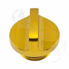 Gold CNC Engine Oil Filler Cap Honda CB CBR 600 1000 RR 900 954 929 F2 F4I F4