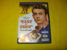 EAST OF EDEN DVD 2 ISC SPECIAL EDITION JAMES DEAN JULIE HARRIS RAYMOND MASSEY