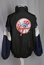New York Yankees Starter Vintage 90's Pullover Jacket, RARE 1/4 Zip Size XL!!!