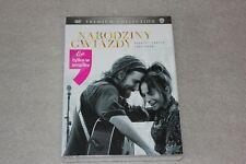 Narodziny gwiazdy DVD PREMIUM A STAR IS BORN DVD LADY GAGA  POLISH RELEASE NEW