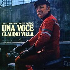 Claudio VILLA-una voce [1974/re - pressing] RHINO RECORDS CD 2008