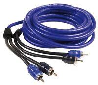 "ZEALUM ZC-P502 Cinch-Cable ""PURE"" 5m 2-Kanal"