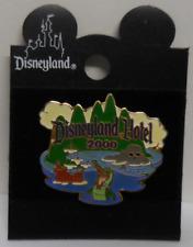 Disney Pin DLR Disneyland Hotel 2000 Annual Passholder Pin