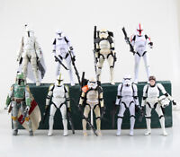 Star Wars Stormtrooper 9 Styles PVC Action Figure Collectible Model Toy