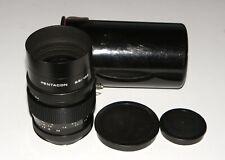 EXC Pentacon 2.8/135 German Lens 15 blades! M42 mount same as Meyer Orestor
