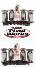 LTR450 LT-R Suzuki 2006-2009 Pivot Works A-Arm Upper Lower Bearing Rebuild Kit