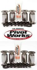 LTR450 Suzuki '06-'09 Pivot Works A-Arm Upper Lower Bearings Seals Rebuild Kit