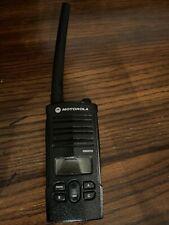 Motorola RDM2070d 2 Watt 7 Channel UHF Display Radio W/Battery-Excellent Cond.