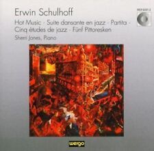 Schulhoff: Hot Music - Jazz Dance Suite, New Music