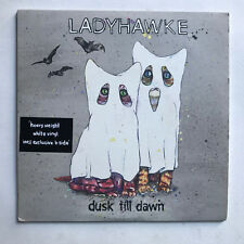LADYHAWKE - DUSK TILL DAWN * 7 INCH WHITE VINYL *  FREE P&P UK * MODVL105 * MINT