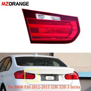 Left Side Tail Light for BMW F30 2012-2015 328i 320i 3 Series Inner Rear Lamp