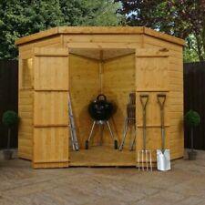 Garden Sheds 7x7 ft Size