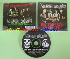 CD Singolo MISFITS Day the earth caught fire BALZAC Haunting no mc lp dvd (S11)