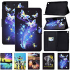 For Samsung Galaxy Tab A/A6 A7 S5e S6 Lite Tablet PU Leather Stand Case Cover