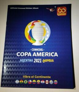 PANINI COPA AMERICA 2021 EMPTY SOFTCOVER ALBUM