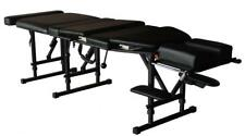 Portable Folding Chiropractic Table Arena 180- Black Free Shipping