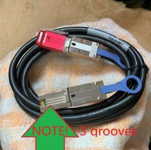 2M Amphenol Sun 26P SFF-8088 to SFF-8088 SAS Mini SAS Cable 6ft Z12