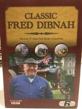 Classic Fred Dibnah - Sealed 6 DVD Box Set - BBC