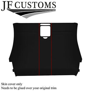 RED STITCH LUXE-SUEDE ROOF LINING HEADLINER COVER FOR NISSAN 350Z 33Z 03-09