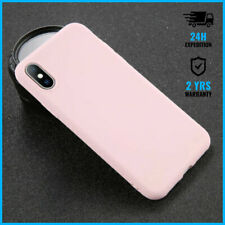 Ultraslim Armor Cover Cas Coque TPU Hoesje Case For iPhone 8 Plus Pink