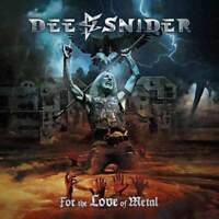 Dee Snider - For The Love Of Metal (NEW CD ALBUM) (Preorder Out 27th July)