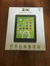 "ZEKI TBDG847B"""" Android(TM) 4.3 Quad-Core Tablet"