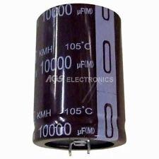 10000UF 63V Condensatore Elettrolitico SNAP IN 35x50mm ELVT 10000uF 63V