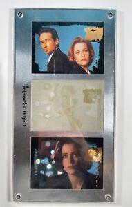 X-Files Inkworks Original Season 5 Printing Plate RARE