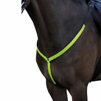 Horse Guard Reflex Vorderzeug für Pferde - Warmblut, reflektierend Nacht