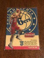 2016-17 Panini Threads Basketball Wood Rookie - Ben Simmons - Philadelphia 76ers