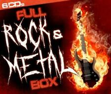 Full Rock & Metal Box von Various Artists (2016)