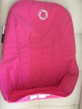 Bugaboo Chameleon Kinderwagen Fleece Kleinkind Sitzbezug Pink Frosch Mädchen