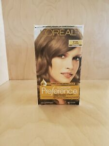 L'Oreal Superior Preference Fade Defying Color Shine System 7 Dark Blonde...