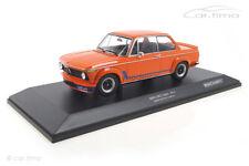 BMW 2002 Turbo 1973 orange Minichamps 1:18 155026202