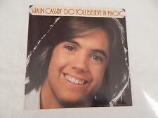 "Shaun Cassidy ""Do You Believe In Magic"" PICTURE SLEEVE! MINT! ONLY NEW COPY eBAY"