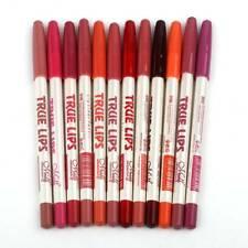 12Pcs/Set Makeup Lip Liner Professional Women Lipstick Sexy Beginner WS
