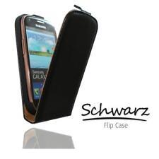 handytasche Flipcase Bolsa Protectora Funda para Samsung gt-s5360 Galaxy Y NEGRO