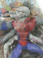 """The Amazing Spider Man Classics Toy Biz 6"""" MAN SPIDER w/ Display and Comic in Pk"""