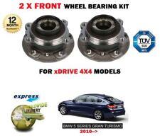 Pour BMW Gt Gran Turismo Xd Rive 535 550 530D 535D 2010- > 2X Roulements Roue