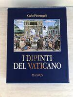 Libro i dipinti del Vaticano Carlo Pietrangeli Magnus