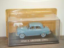 Simca Aronde 1951 - Altaya 1:43 in Box *31592